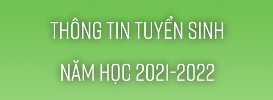 Tuyển sinh hệ Dự bị đại học Dân tộc năm học 2021-2022